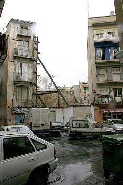 Barrio del Carmen. Valencia