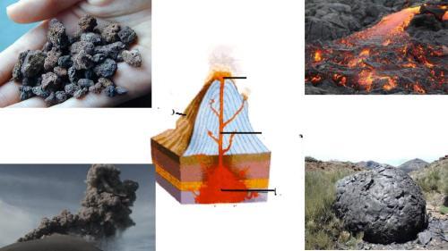 volcan Presentación sin título